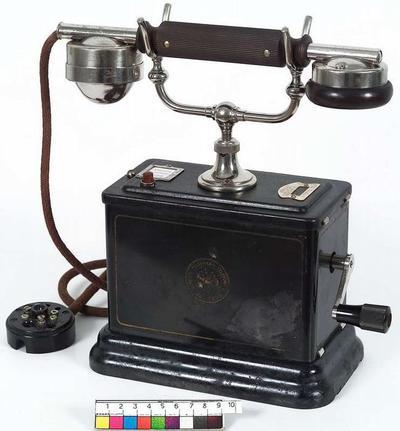 Telephone apparatus