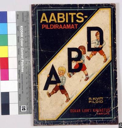 Alphabet-Picture Book: ABD