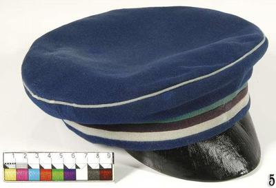 Uniform cap of the Tallinn Gustav Adolf Upper Secondary School