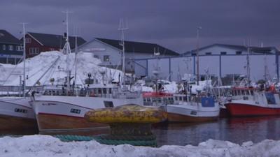 Berlevåg Harbour
