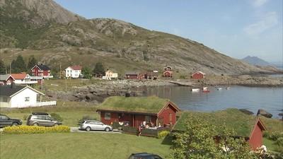 Nesland traditional harbour