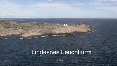 Lindesnes Leuchtturm - German subtitles