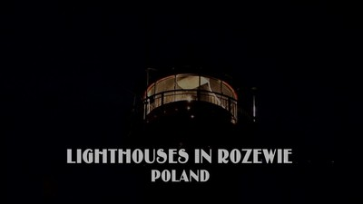 Lighthouses in Rozewie, Poland
