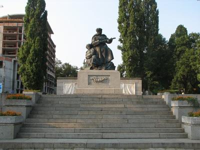 Пантеон на Съветската армия (Пантеон Советской армии)