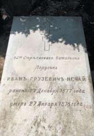 ГРУЗЕВИЧ-НЕЧАЙ Иван