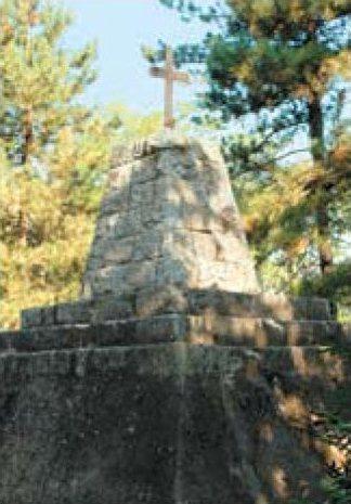 Братская могила русских воинов 20-го Галицкого полка
