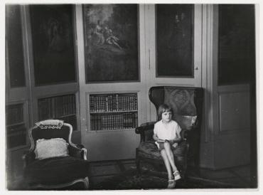 Bei Fürst Pückler-Muskau im Château de Mézéry in der Nähe von Lausanne