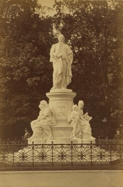 Goethe-Denkmal im Tiergarten