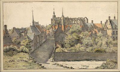 Ansicht von Bergen op Zoom