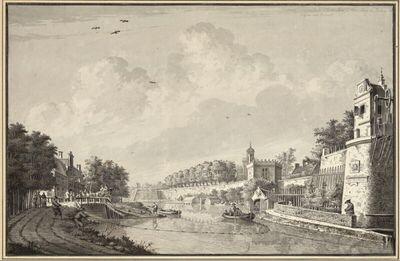 Zonnenburg und Cloottenburg in Utrecht
