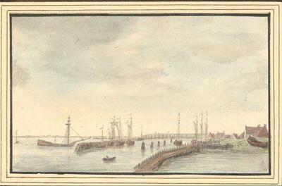 Der Hafen von Zoutkamp