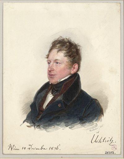 Bildnis Baron Üchtritz
