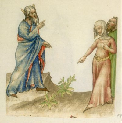 Moses lehrt