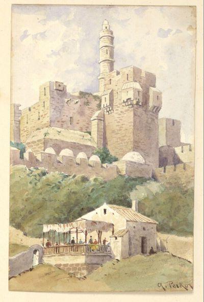 Islamische Festung
