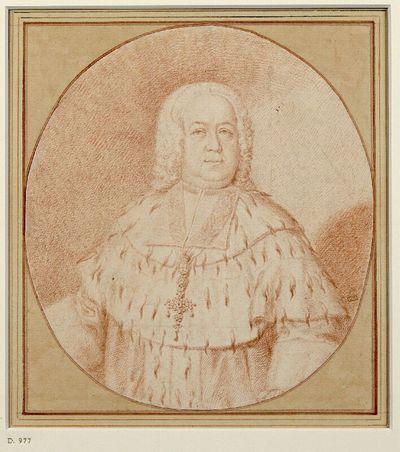 Johann Friedrich Karl von Ostein (regierte 1743-1763), Erzbischof und Kurfürst von Mainz
