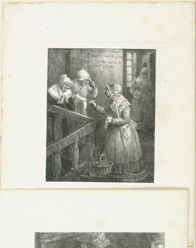 Dites donc. mame Dufour, la fille du Courneur qu'a une pelisse!