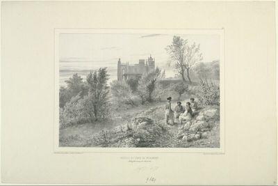 Château du comte de Woronzoff
