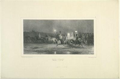 Arrivée a Kicheneff, Bessarabie, 4 Aout 1837