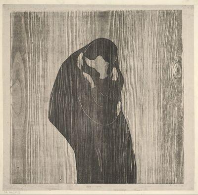 Der Kuss IV