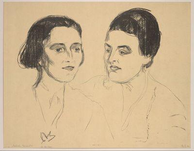 Louise und Elsa Heyerdahl