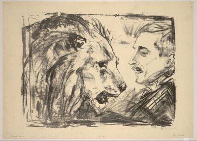 Der Löwenbändiger
