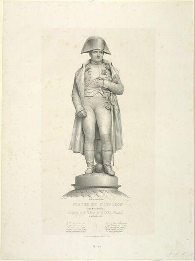 Statue de Napoléon, Place Vendome