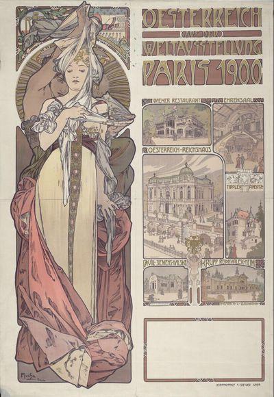 Österreich auf der Weltausstellung Paris 1900