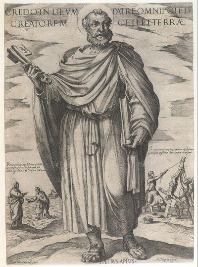 Heiliger Apostel Petrus