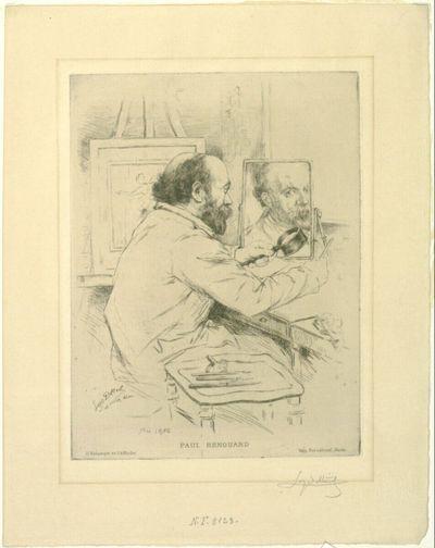 Porträt Paul Renouard