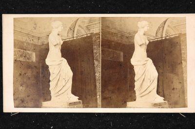 Paris; Louvre: Statue Venus (Geschenk vom Marquis de Riviere, Konsul von Konstantinopel)