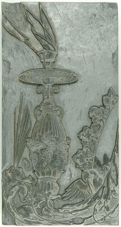Die Ehrenpforte Kaiser Maximilians I.; C4 - Rechter Giebelabschluss linkes Seitenportal
