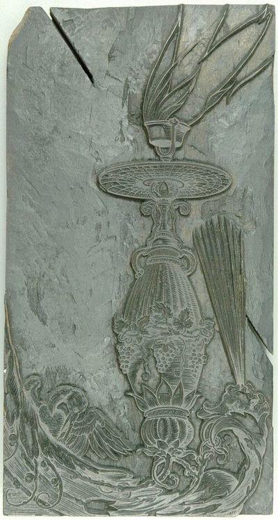 Die Ehrenpforte Kaiser Maximilians I.; C4 - Linker Giebelabschluss linkes Seitenportal