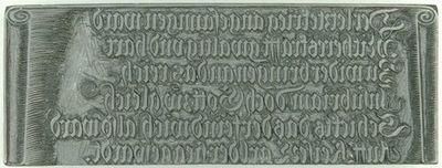 Die Ehrenpforte Kaiser Maximilians I.; C'2 - Historie Nr. 12 (Text)