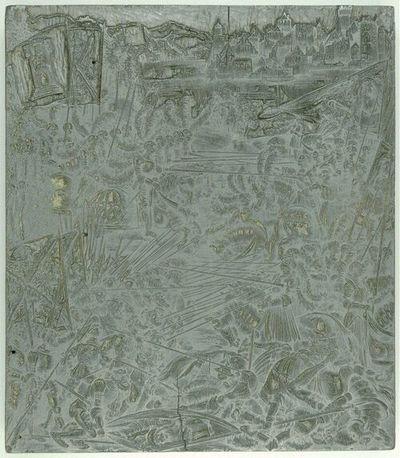 Die Ehrenpforte Kaiser Maximilians I.; C'2 - Historie Nr. 9 (Bild)