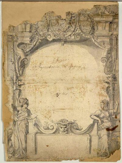 Titelblatt: Effigies Imperatorum et Regum