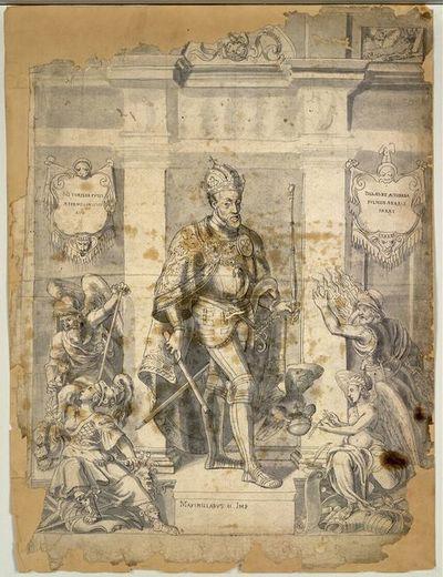 Maximilianus II Imp
