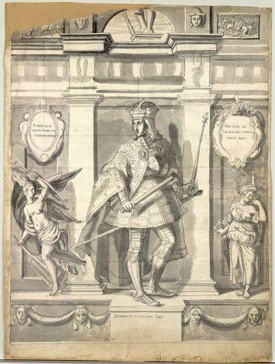 Fridericus III Pulcher Imp.