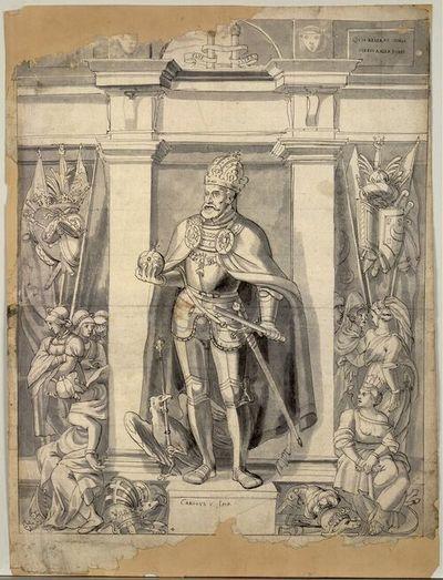Carolus V. Imp.