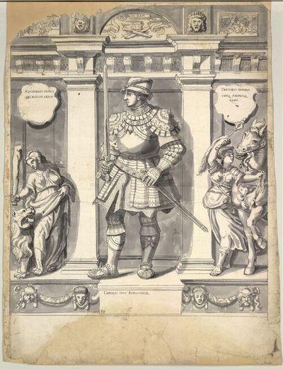 Carolus Dux Burgundiae