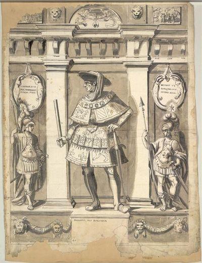 Philippus, Dux Burgundiae
