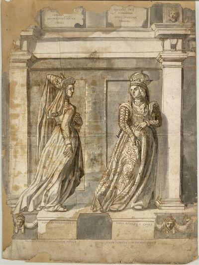 Agnes Rudolphi. Ux. II, Anna Rudolphi. I. Uxor I.