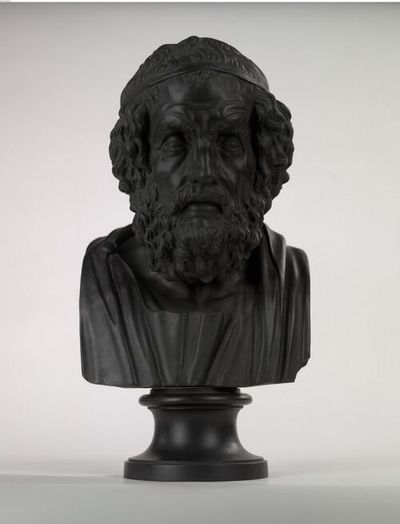 Homer (Library Bust)
