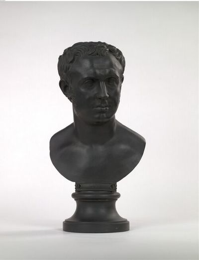 Cato (Library Bust)
