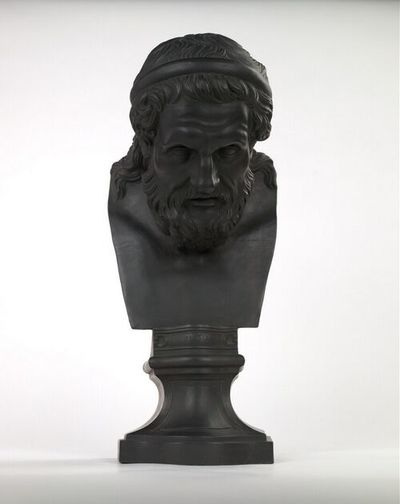 Plato (Library Bust)