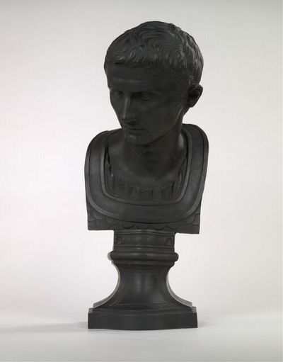 Augustus (Library Bust)