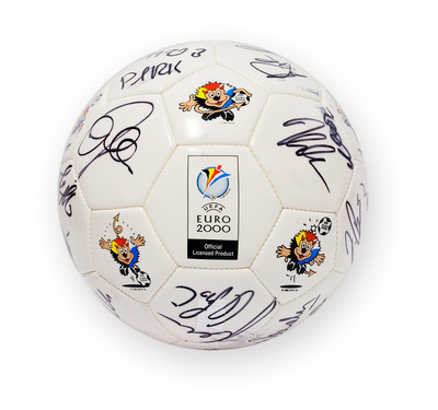 11. UEFA-Europameisterschaft - 2000, Belgien/Niederlande