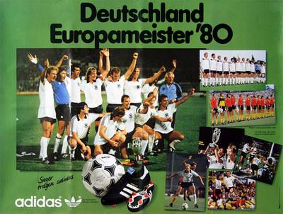 6. UEFA-Europameisterschaft 1980, Italien