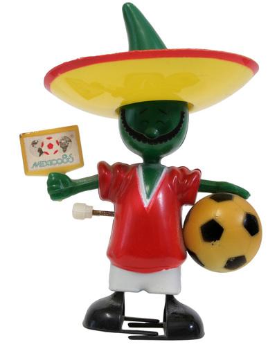13. IFA-Fussball-Weltmeisterschaft 1986, Mexiko