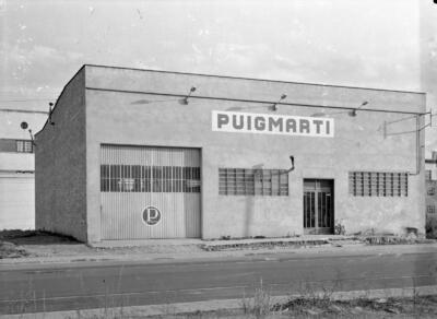 Magatzem Puigmartí