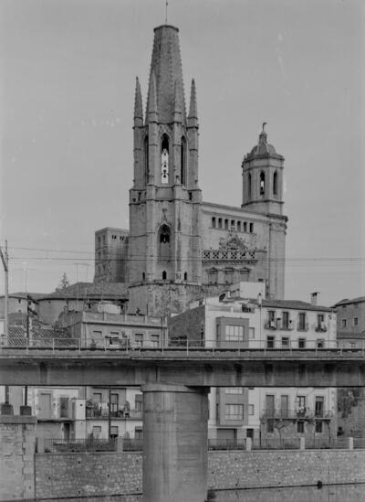 Suelto. Sant Feliu i Catedral